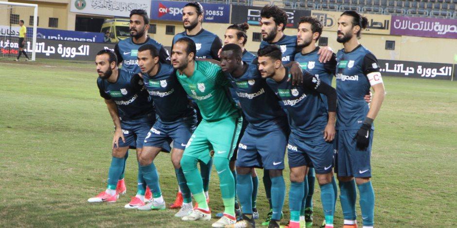 إنبي يستغنى عن خدمات بسام ماهر وفتحي عثمان