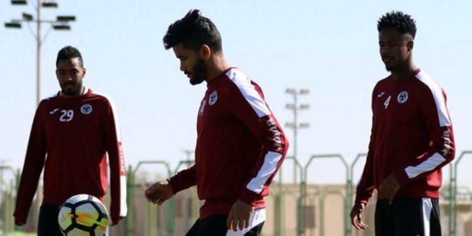 صالح جمعة يواجه النجمة اللبناني اليوم فى البطولة العربية
