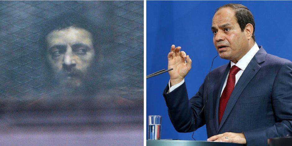 """مفاجأة.. صوت الأمة تكشف علاقة الإرهابي عادل حبارة بقضية """"اغتيال السيسي"""""""