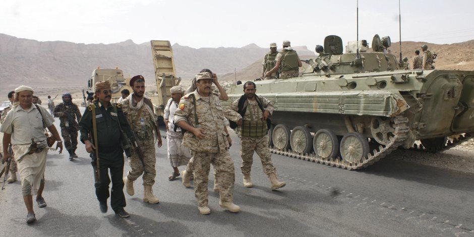 هنا نهاية الحوثيين.. الجيش اليمني يسيطر على سلسلة جبال السابح في صعدة