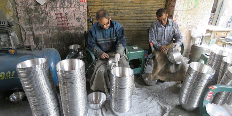 تعرف على أرقام صناعة الألومنيوم في مصر وأبرز الدول المستوردة