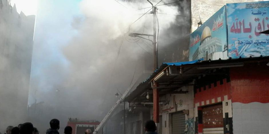 برلماني أمام «اتصالات النواب»: لعبة بيوت النار سبب حرائق كفر الشيخ