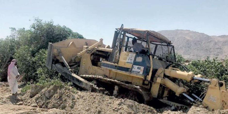 تنفيذ 60 قرار إزالة تعديات على الأراضى الزراعية ونهر النيل خلال حملة بقنا