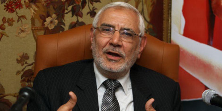 تكشف مخططات الخيانة.. حيثيات إدراج «أبو الفتوح» و«علاء عبد الفتاح» على قوائم الإرهابيين