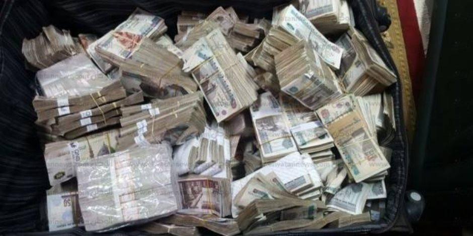 القبض على مستريح شبرا الخيمة وزوجته: جمعا 3 ملايين جنيه