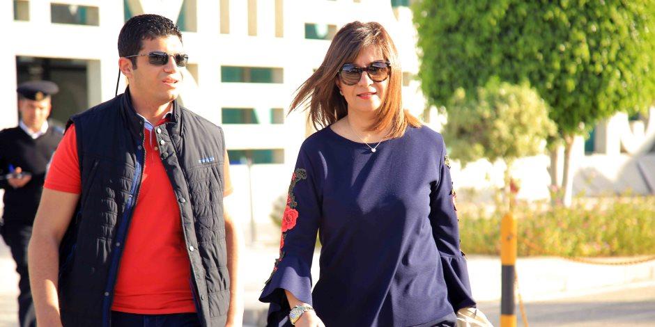 أعداء للوطن.. المصريون بالخارج يتحدثون عن تربص الإخوان بوزيرة الهجرة