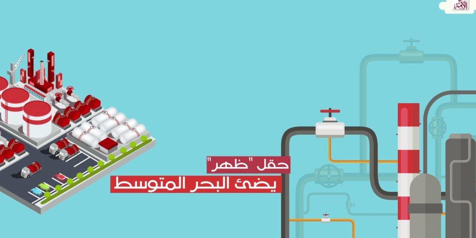 مصر على طريق الكبار.. بدء الإنتاج من بئرين جديدين للغاز