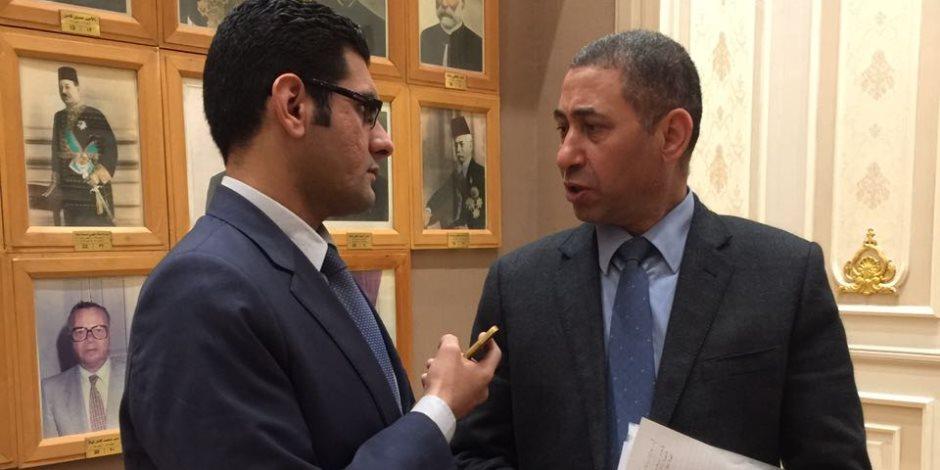 النائب عصام أبوالمجد: كنا محتاجين السيسي منذ قرن ونصف لينقذ مصر (حوار)