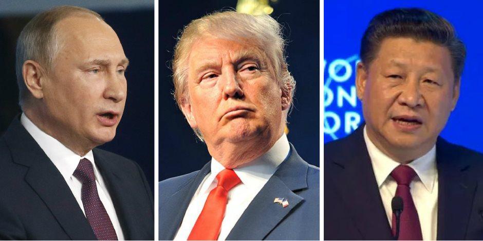 """بعد تصريح ترامب.. الحكم مدى الحياة """"يزغلل"""" أعين رؤساء العالم"""