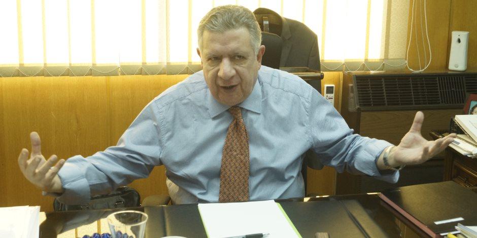 """""""البنك العقاري المصري"""": تسويه ديون متعثرة بـ مليار جنيه خلال 3 أشهر"""