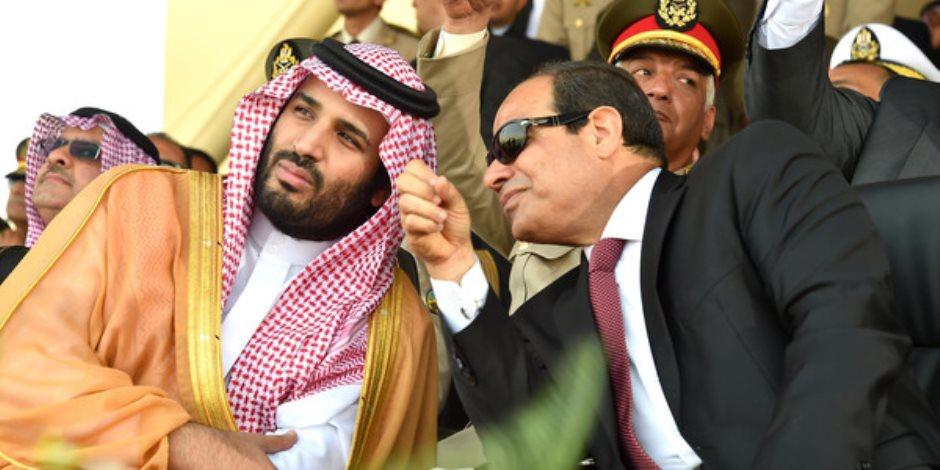 الرئيس السيسي والأمير محمد بن سلمان يتفقدان المشروعات الكبرى (بث مباشر)