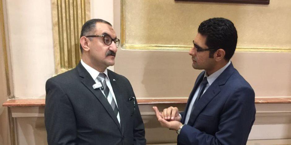 وكيل حقوق الإنسان بالبرلمان: إنجازات السيسي شئ لا يصدقه عقل والدليل الهجوم الكاسح على مصر (حوار)
