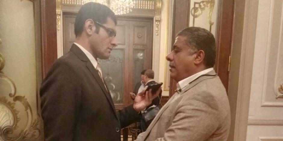 """رئيس لجنة الإسكان لـ""""صوت الأمة"""": السيسي أنقذ مصر من السقوط.. والبديل سئ جدًا"""