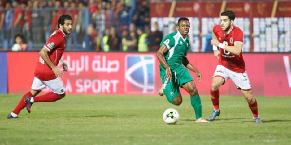 بريزنتيشن تحصل على حقوق بث مباريات الإياب للأهلي والزمالك والمصري في بطولتي أفريقيا