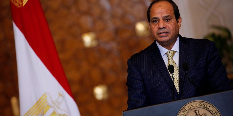 السيسي: فلسطين أوشكت على الضياع ونخوض معركة الشرف في سيناء