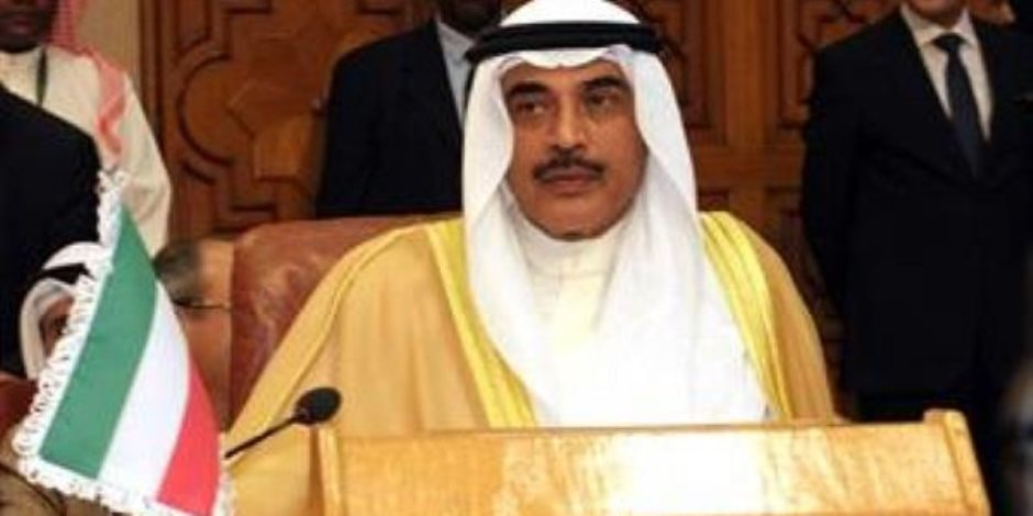 وزير الخارجية الكويتى يجري مباحثات مع الأمين العام لمجلس التعاون لدول الخليج