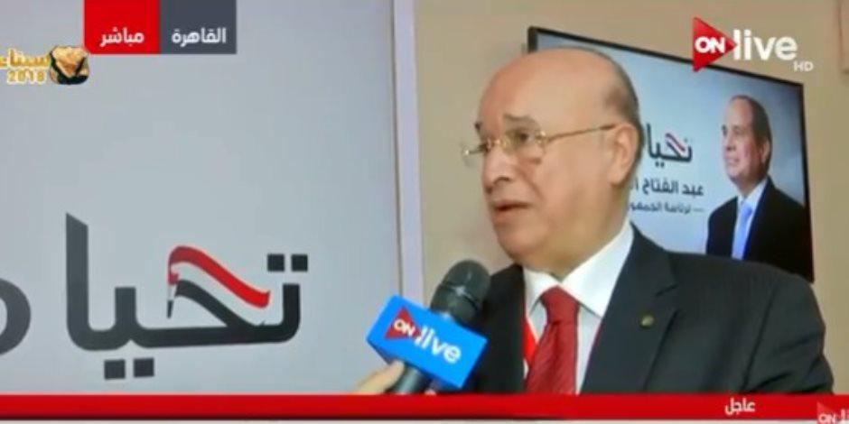 منسق حملة السيسي: الشباب يحظى باهتمام الرئيس.. ودورنا التواصل مع الناخبين