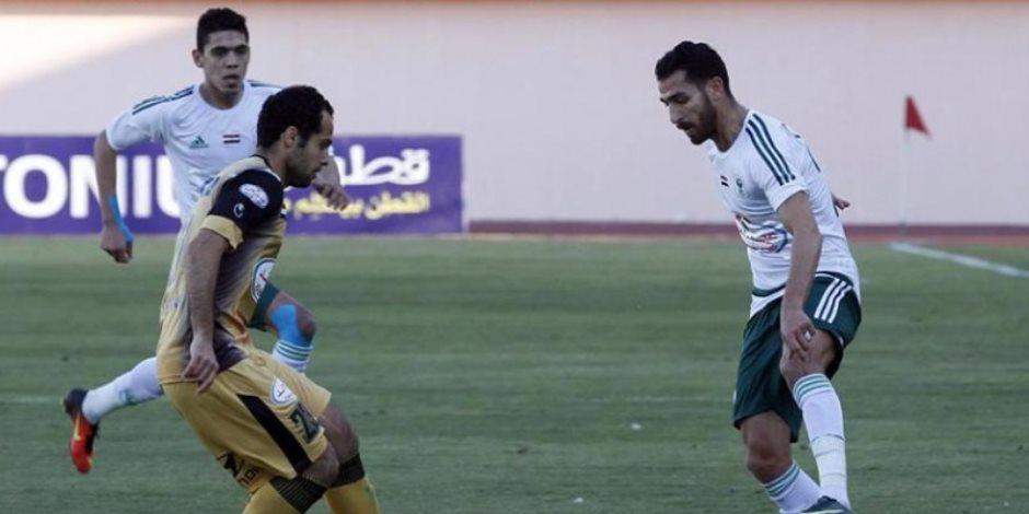 20 لاعبا في قائمة المصري استعدادا لمواجهة النصر في الدوري