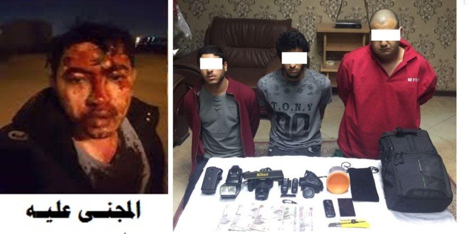 حبس المتهمين باستدراج الضحية الثانية لموقع أوليكس في الشرقية