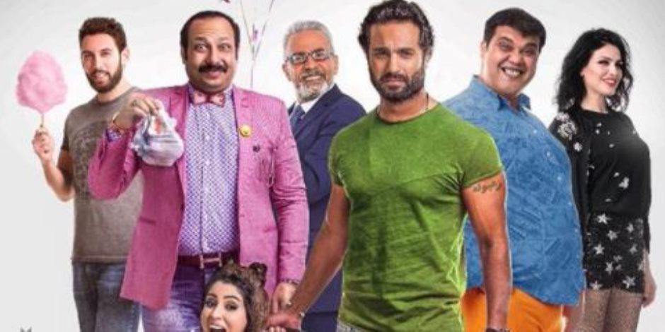 """أبطال """"علي بابا"""" يحتفلون اليوم بالعرض الخاص بالفيلم"""