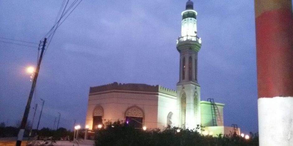 والد أحد شهداء مذبحة رفح يناشد وزير الأوقاف بافتتاح مسجد الشهيد بالمنوفية (صور)