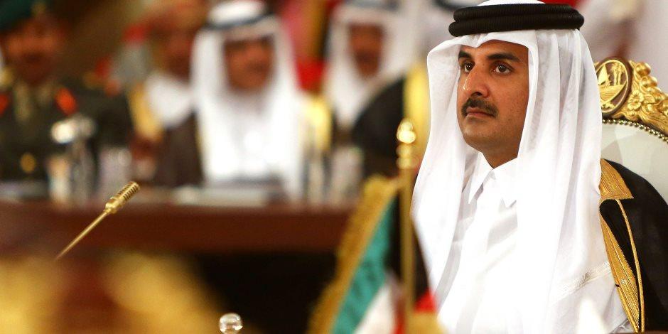 خناقة بين أفراد عصابة آل ثاني.. صحف أوروبية تكشف سيناريو الإطاحة بأمير قطر