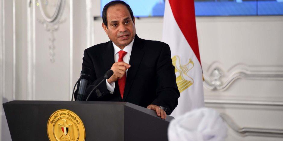 السيسي يوافق علي اتفاق قرض مع البنك الدولي بمليار و150 مليون دولار