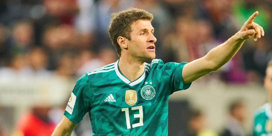 ألمانيا تتعادل أمام إسبانيا في الشوط الأول (فيديو)
