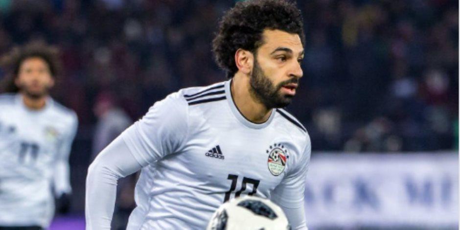 واصل تألقه.. صحيفة مترو الإنجليزية تشيد بأداء محمد صلاح في ودية البرتغال