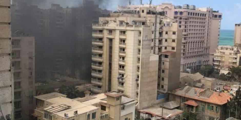 لأول مرة.. الكشف عن المتورط في انفجار الإسكندرية (فيديو)