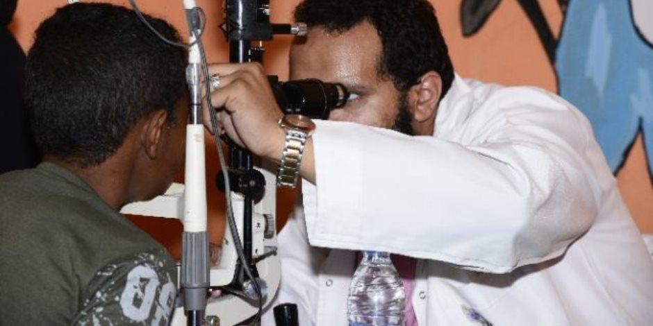 محافظ القاهرة يشهد قافلة «عنيك في عنينا» بحي الأسمرات.. اليوم