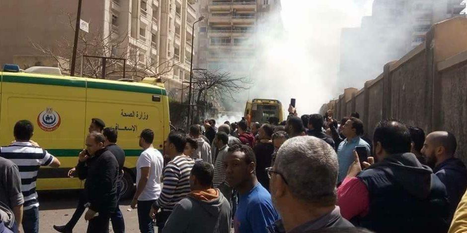 «الحق الدولية» تدين انفجار الإسكندرية: «أعمال إجرامية خسيسة»