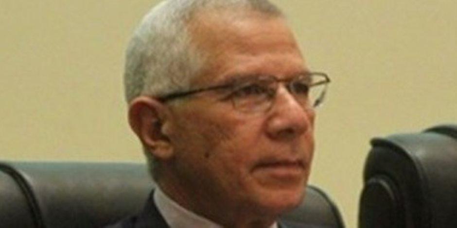 رئيس القضاء الأعلى يتبرع لصندوق تحيا مصر