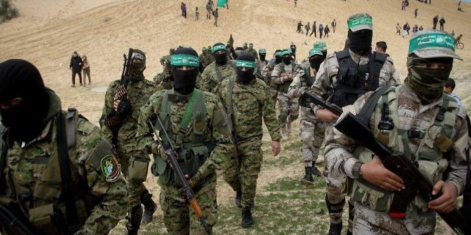 حماس الخائنة.. تركت قضية فلسطين وتفرغت لتنفيذ أجندات قطر