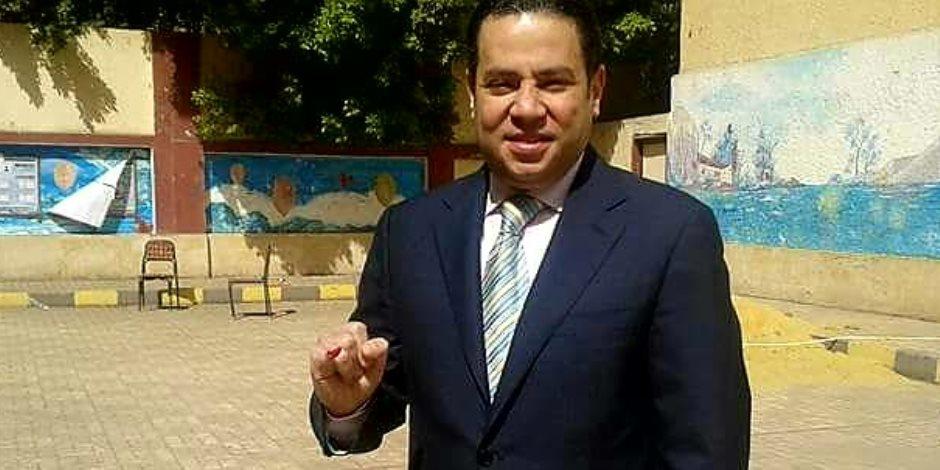 وزير قطاع الأعمال: مشاركة المواطنين في الانتخابات حق دستوري وواجب وطني