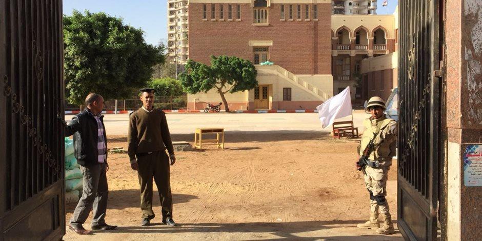 لجان سوهاج الإنتخابية تستعد لإستقبال 2 مليون و860 ألف ناخب (صور)