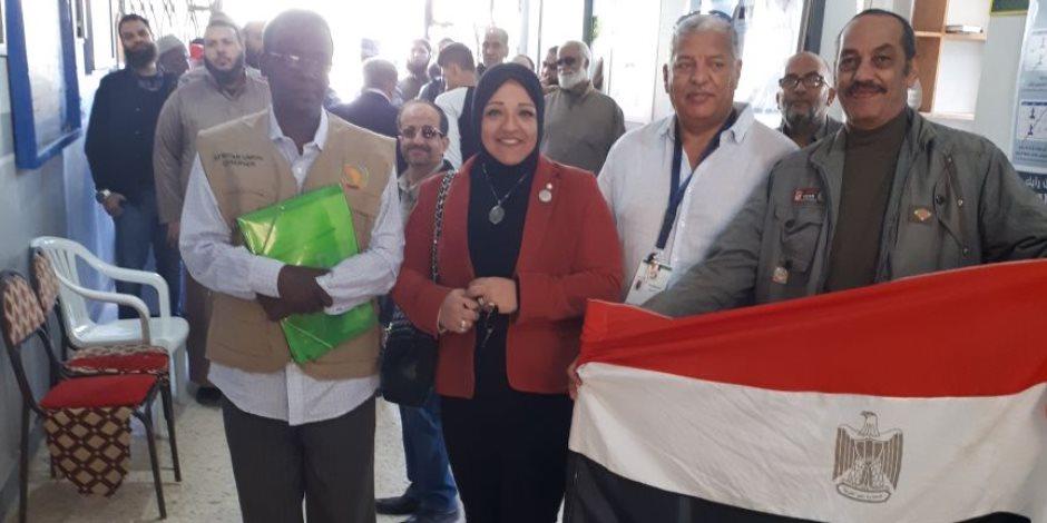 محافظ الإسكندرية: انتظام العملية الانتخابية في اللجان و407 مقرا بالمحافظة (صور )