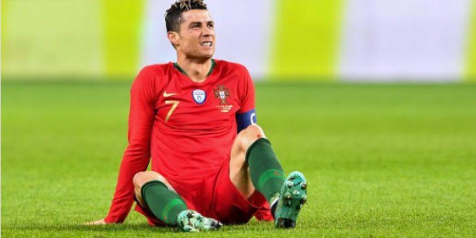 هولندا تكتسح البرتغال بثلاثية في حضور رونالدو (فيديو )
