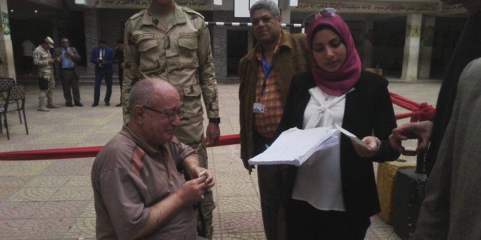 «قاضيات مصر» وشاح على صدر الوطن.. يقدمن القدوة في إدارة اللجان بحسم وهدوء (صور)