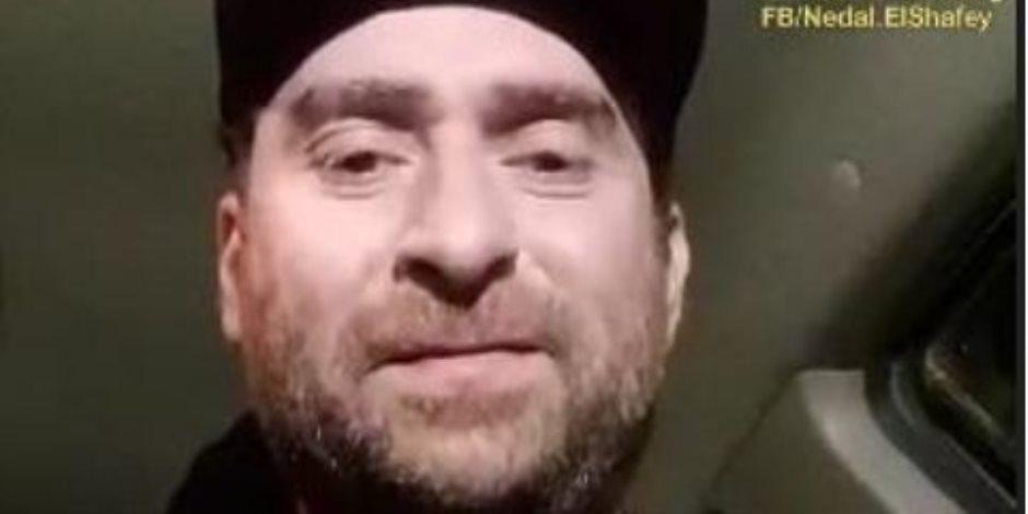نضال الشافعي على الانستجرام: «ربنا يحفظ مصر وشعبها و تحيا مصر»