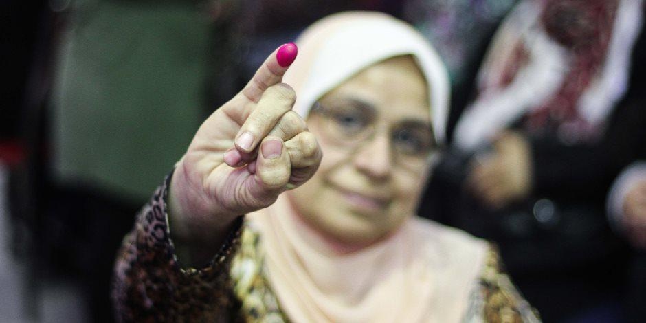 مصلحة الكيمياء: توريد 200 ألف عبوة حبر فسفوري للجان الانتخابات الرئاسية