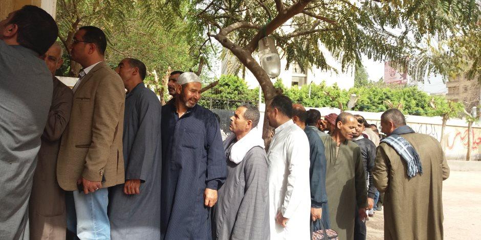 تزايد أعداد الناخبين على لجان قصر النيل في ثالث أيام الانتخابات