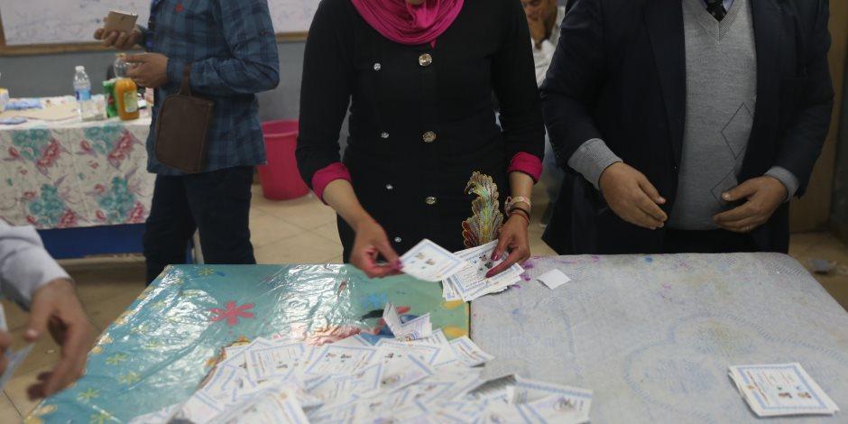 النتائج الأولية للانتخابات الرئاسية 2018.. 28 لجنة بالقاهرة: السيسي مليون 750 ألف 323 وموسى 73 ألف