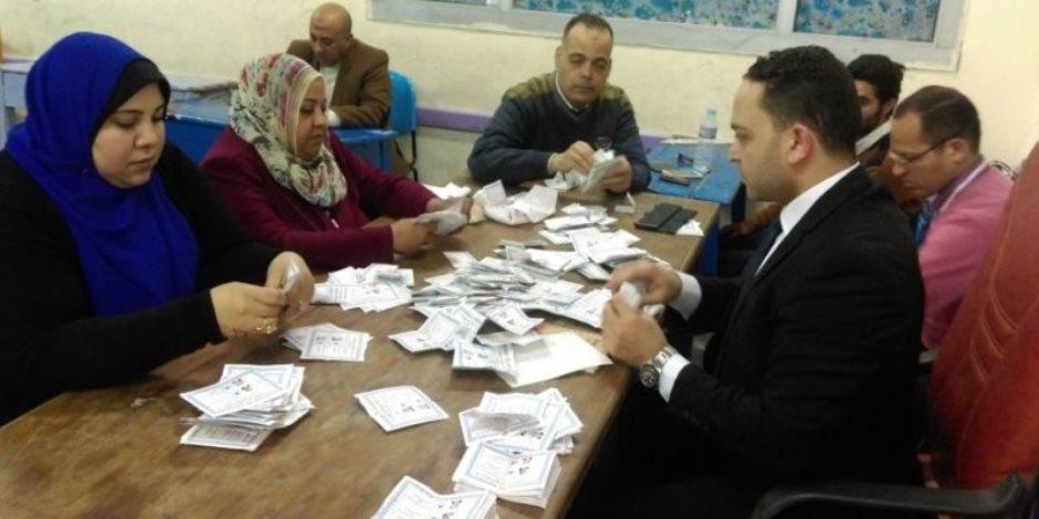 نتائج أولية لانتخابات الرئاسية.. المنوفية: السيسي مليون و138 ألفا وموسى 22 ألفا