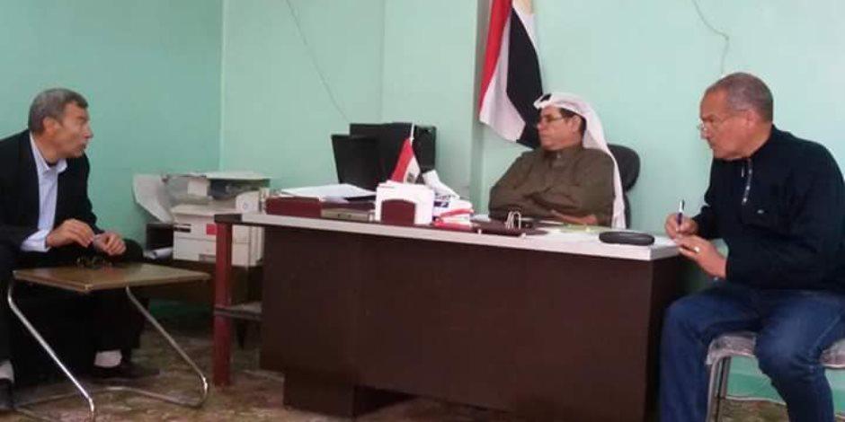 إدارة بئر العبد التعليمية تبحث استعدادات عودة الدراسة بشمال سيناء (صور)