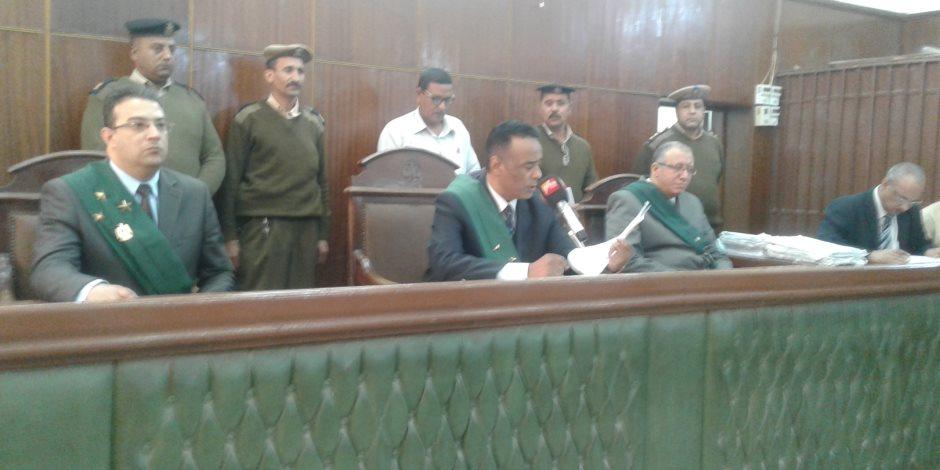 السجن 3 سنوات لمتهمين أحداث عنف المعادي بالذكرى الرابعة لثورة يناير