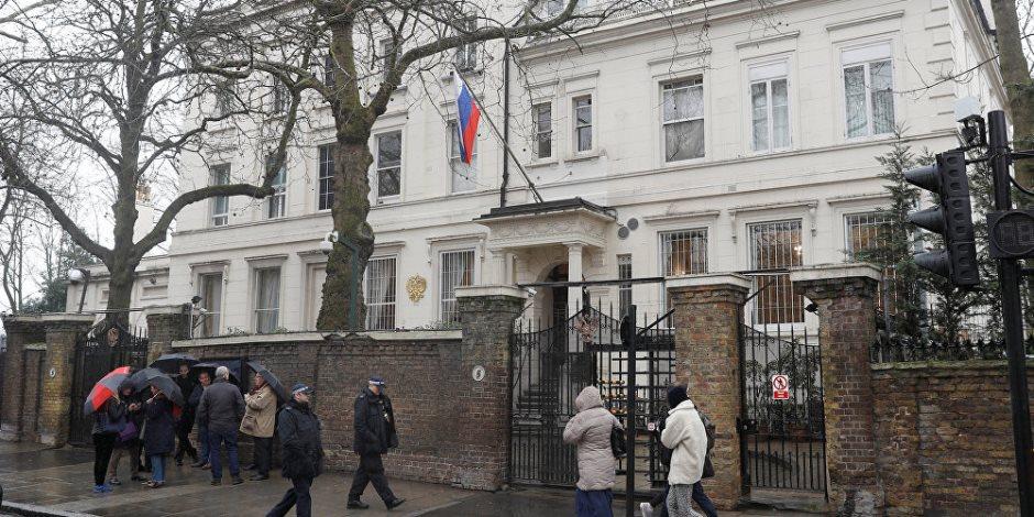 لمناقشة قضية سكريبال.. روسيا تطلب لقاء وزير الخارجية البريطاني