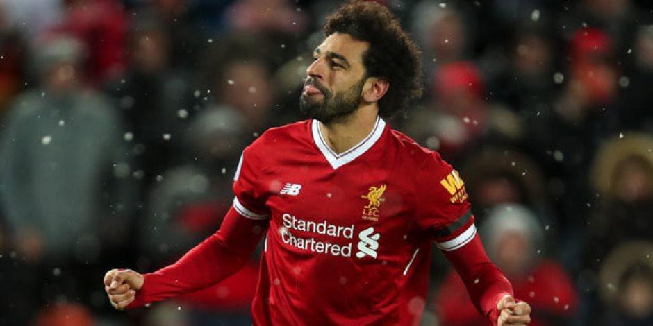 محمد صلاح يشارك فى مران ليفربول استعدادا لمواجهة مانشستر سيتى بدوري الأبطال