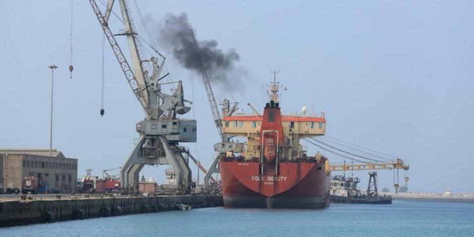 ميناء دمياط يستقبل 11سفينة حاويات وبضائع عامة خلال 24 ساعة