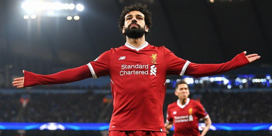 مدافع ليفربول: محمد صلاح من أفضل لاعبى العالم